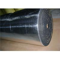Wholesale Sticky Acoustic Insulation Materials With Glass Fabric 10mm Heat Insulation from china suppliers