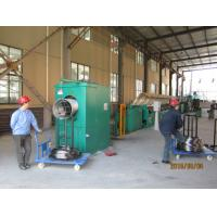 Wholesale Air Pressure Control Industrial Wire Descaling Machine With Strong Triangular Belt from china suppliers