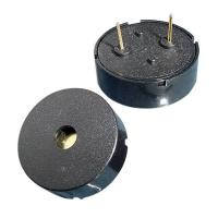 Wholesale 12V Wireless Passive Piezo Transducer Buzzers Black PBT Cover from china suppliers
