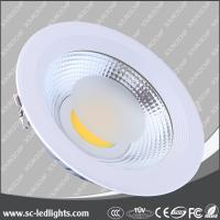 Wholesale high quality indoor modern bridgelux cob led downlight from china suppliers