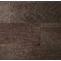 Wholesale Birch engineered flooring, multi-layers, walnut color stained, smooth surface, AB grade from china suppliers