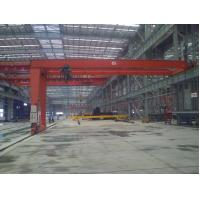 Wholesale 32/5T Single Girder Electric Hoist Gantry Crane from china suppliers