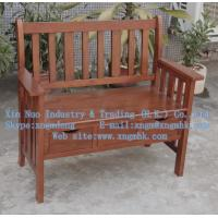 Wholesale Wooden Raven Storage Bench、Wooden chair, wooden outdoor chairs, wooden double chair from china suppliers