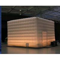 Wholesale Cube Inflatable Buildings With  Waterproof PVC Inflatables For Workstation from china suppliers