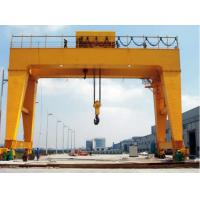 Wholesale 75 Ton MG Model Double Girder Crane Gantry For Industrial Lifting Devices from china suppliers