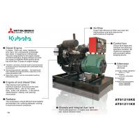 Wholesale 4-Stroke Small Diesel Generator , Three Cylinder Generator from china suppliers