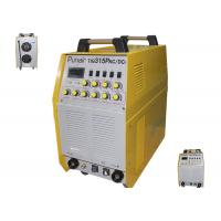 Wholesale TIG315P AC / DC Portable Inverter Welder Square Wave Pulse TIG Welding Equipment from china suppliers