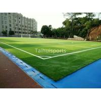 School Artificial Turf Underlay Soundproofing , Football Shock Pads Durable