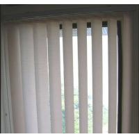Wholesale 89mm and 127mm sunscreen fabric vertican blinds for windows with aluminum headrail from china suppliers