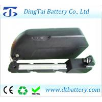 Wholesale 48V 14.5Ah Tiger shark down tube battery for fat bike/mountain bike from china suppliers