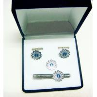 Wholesale cufflinks, necktie clips, pins, cuff sets, from china suppliers