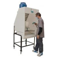 Wholesale Stand Alone Dry Type Spray Booth from china suppliers