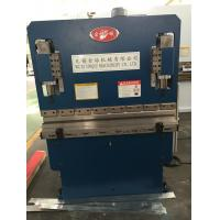 Wholesale 30 ton 1300mm Hydraulic Press Brake Machine with synchronizing Torsion Bar from china suppliers