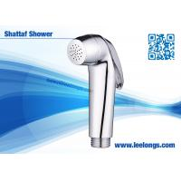 Wholesale Bathroom Bidet Spray Hand Held Bidet Shower Chrome Plated ABS Plastic Water Save from china suppliers
