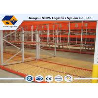 Wholesale Various Sizes Practical Stackable Pallet Warehouse Racking For Store Pallet Cargo from china suppliers