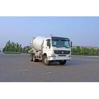 Wholesale 6x4 Concrete Mixer Trucks 8CBM 9CBM 10CBM Capacity (336HP) Sino Truck-HOWO from china suppliers