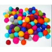 Wholesale High Quality 100% Wool Felt Dryer Ball factory direct sale for home decoration from china suppliers