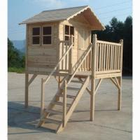 Wholesale Garden Shed House, Made of Solid Wood Material from china suppliers
