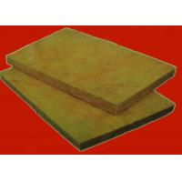 Wholesale Exterior Insulation System Rock Wool Insulation Board / Sheet  Sound and Heat Insulated Material from china suppliers