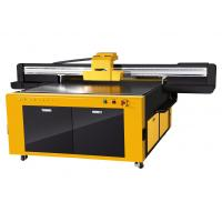 Wholesale Metal,Ceramic,Glass,Wood,Plastic,Pvc UV Flatbed Printer 2.5x1.3m RICOH GEN4/GEN5 from china suppliers