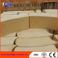 Wholesale Unshaped High Alumina Refractory Brick / Fireproof Bricks For Hot Blast Stove , Lime Kiln from china suppliers