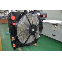 Wholesale Heavy duty bar & plate air to air Heat Exchanger with fan cooling kit for Agriculture Machinery from china suppliers