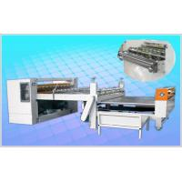 China Rotary Slitter Cutter Stacker, Paper Roll to Sheet Slitting + Cutting + Stacking on sale