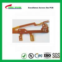 Wholesale NI-AU Plating Flex PCB , Mobile Phone Circuit Board from china suppliers