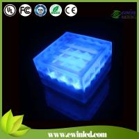 Wholesale 2.6W 300*300mm 24V IP67 Glass recessed led tile light LED Brick Lights (300*300mm) from china suppliers