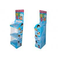 Wholesale Fashionable floor Pos Displays , Cardboard Display Stand Toy Stands ENTD005 from china suppliers
