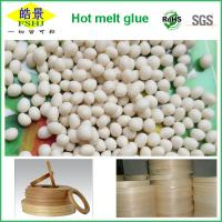 Wholesale Resin PVC Edge Banding Hot Melt Glue , Edge Banding Adhesive Glue OEM , ODM from china suppliers