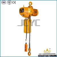 Wholesale 3 ton electric chain hoist from china suppliers