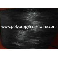 Wholesale 7500Denier Black Banana Twine Virgin PP Material Twisted and UV Protection from china suppliers