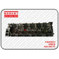 Buy cheap Genuine Isuzu Truck Parts 6HK1 8-98243820-0 8982438200 Cylinder Head Assembly from wholesalers