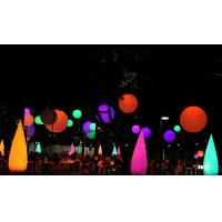 Wholesale Multi-color Decorative Led Inflatable Ball for Wedding and Stage Decoration from china suppliers
