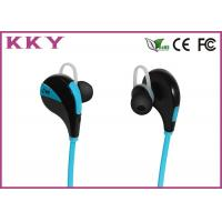 Wholesale Mini Style Cordless Running Headphones , Blue Wireless Headphones For Gym from china suppliers