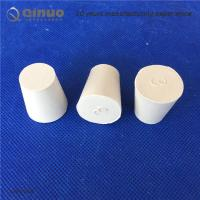 Buy cheap Shanghai Qinuo Manufacture New Rubber Stopper Bungs Laboratory Solid Hole Stop Push-In Sealing Plug from wholesalers