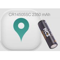 Buy cheap 2350mAh 3.0V Li-MnO2 Cylindrical Batteries AA Model for GSM GPRS NB-IoT LoRa from wholesalers