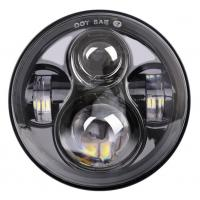 Wholesale 7 Inch Harley Davidson Daymaker Headlight , Led Daymaker Motorcycle Headlight from china suppliers