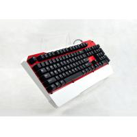 Wholesale Durable ergonomic mechanical gaming keyboard for computer with 104 Keys from china suppliers