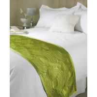 Wholesale Luxury Hotel 100% Polyester Bedspread from china suppliers