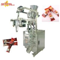 Quality Automatic Back Sealing Instant Coffee Powder Pouch Packaging Machine for sale