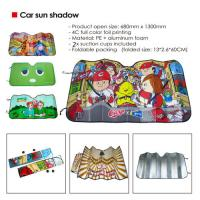 Wholesale Car front window sunshade , car sunshade , sunshades, SIZE 680*1300mm from china suppliers
