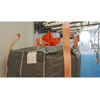 Wholesale Grey PP Fabric 1000KGS 4 Panel Big Jumbo Bags For Transportation Storage Seeds from china suppliers