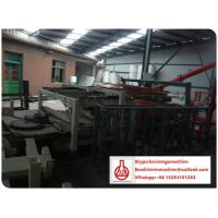 Wholesale Construction Material Vacuum Former Machine , Automatic Vacuum Mold Machine from china suppliers