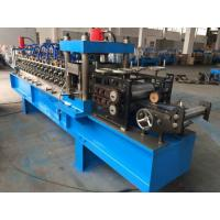 Buy cheap 10m/Min Steel Roll Forming Machine , C Channel Roll Forming Machine With Servo Motor from wholesalers