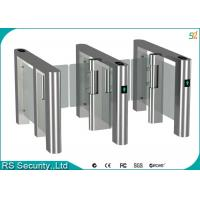Wholesale Wristband Pedestrian Access Control Fastlane Turnstile Bidirectional Design from china suppliers