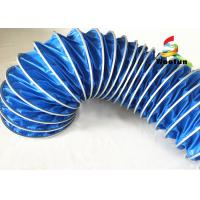 Wholesale Fire Retardant Flexible Air Duct PVC For Ventilation Easy Installation from china suppliers