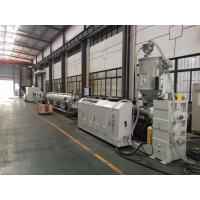 Wholesale High Speed Water HDPE Extrusion Machine High Pressure PLC Control System from china suppliers