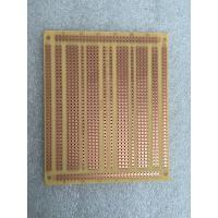 Wholesale FR-1 UL94 V0 Electronics PCB Breadboard , Copper Base PCB Board Prototype from china suppliers